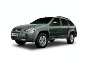 14;Fiat;1  Palio Weekend Adventure 1.8 16V (Flex) 2012