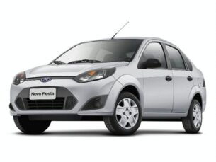 Ford Fiesta Sedan SE Plus 1.6 RoCam (Flex) 2014