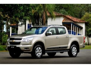 5;Chevrolet;1  S10 LS 2.4 flex (Cab Dupla) 4x2 2013