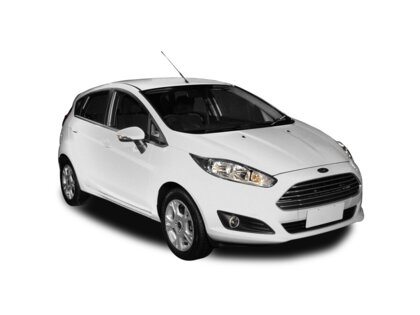Ford New Fiesta Hatch 2014
