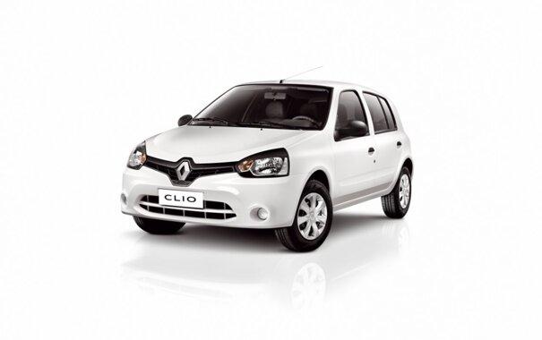 Renault Clio 2013 - iCarros