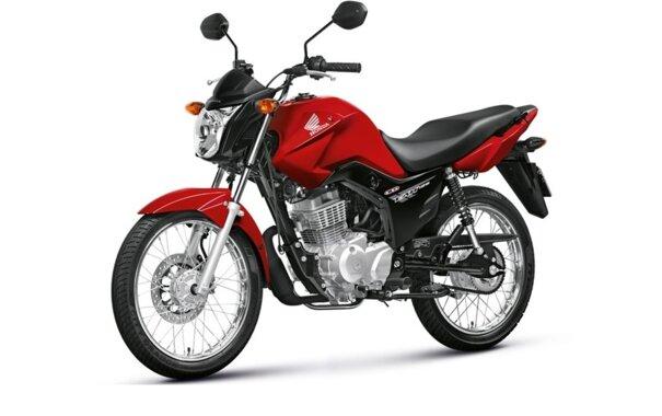 Honda CG 125 2015