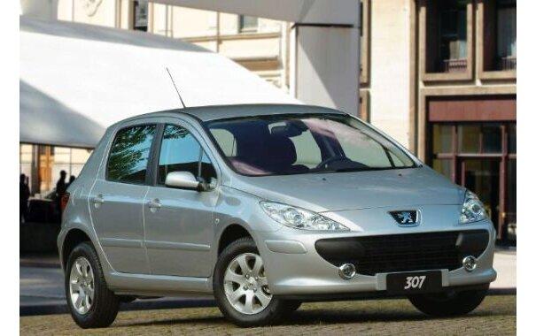 Peugeot 307 2012