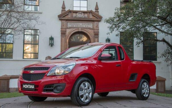 Chevrolet Montana 2016
