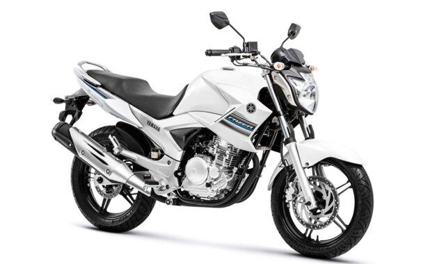 Yamaha YS 250 Fazer 2016