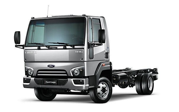 Ford Cargo 816 2016