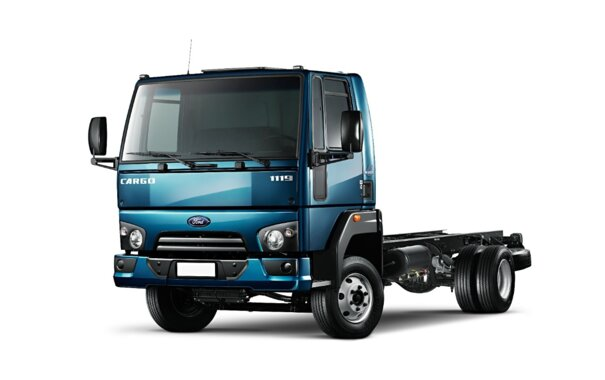 Ford Cargo 1119 2016