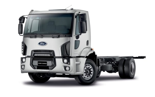 Ford Cargo 1723 2016