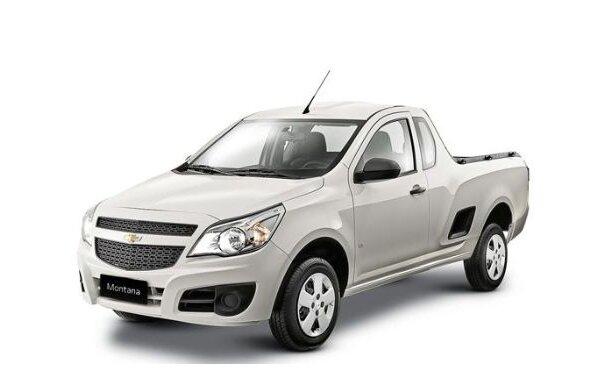 Chevrolet Montana 2011