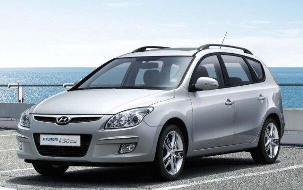 Hyundai i30 CW 2012