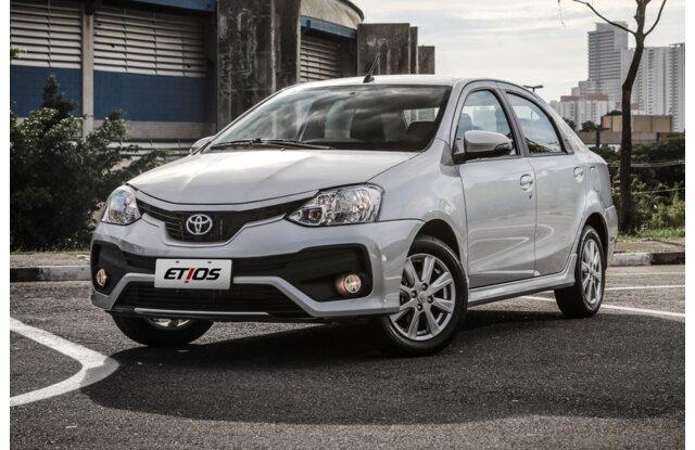 Toyota Etios Sedan 2018