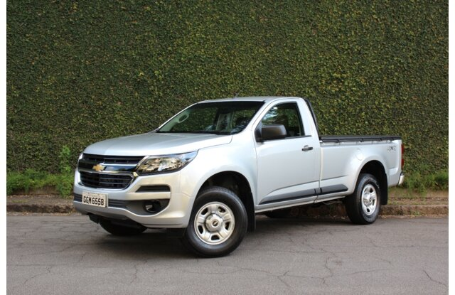 Chevrolet S10 Cabine Simples 0km - iCarros