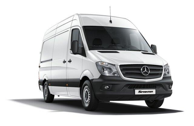 Mercedes Benz Sprinter 2018