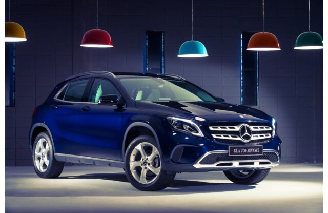 Mercedes Benz Classe Gla 0km Icarros