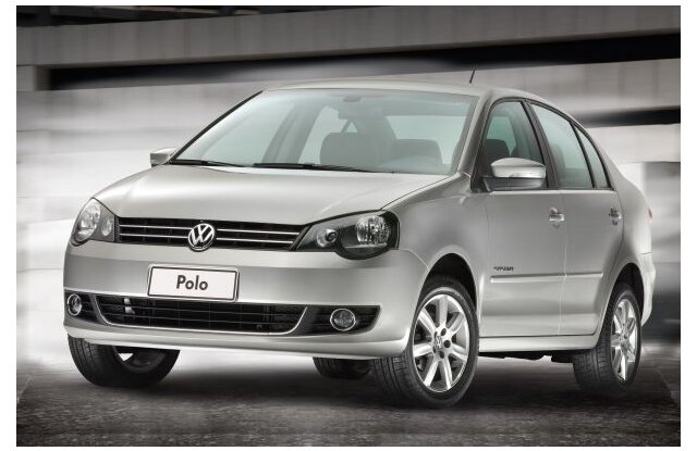 Volkswagen Polo Sedan 2014