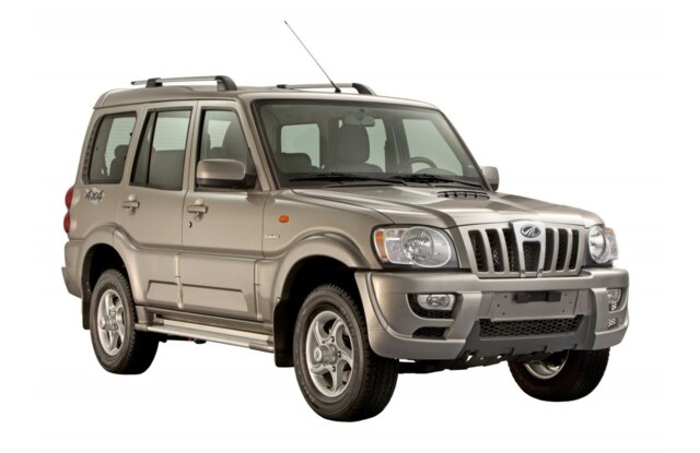 Mahindra Mahindra SUV 2015