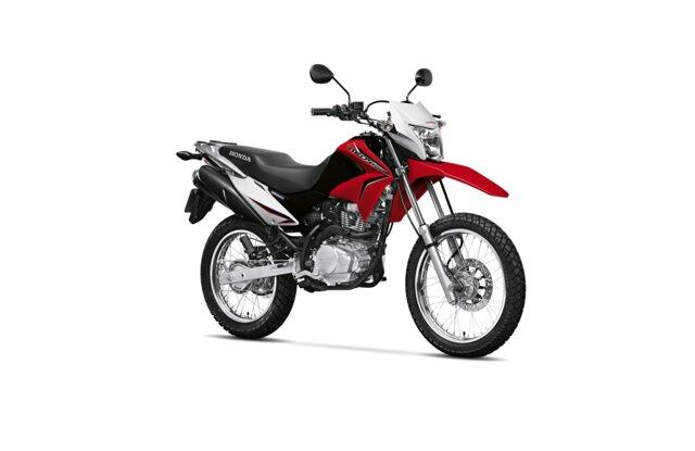 Honda NXR 150 2015