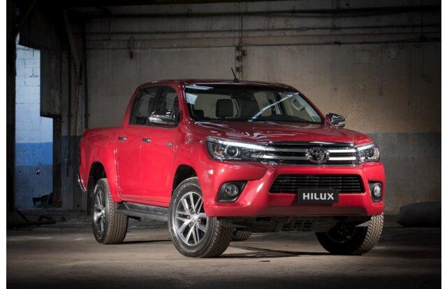Toyota Hilux Cabine Dupla 2016
