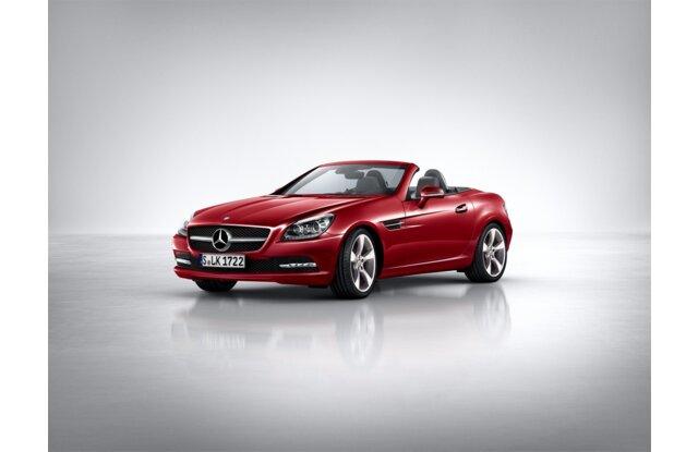 Mercedes Benz Classe SLK 2016