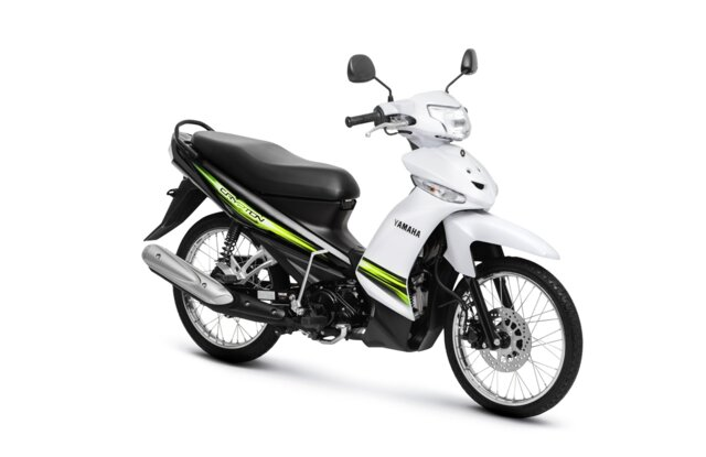 Yamaha Crypton 2016