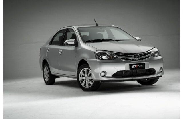 Toyota Etios Sedan 2017