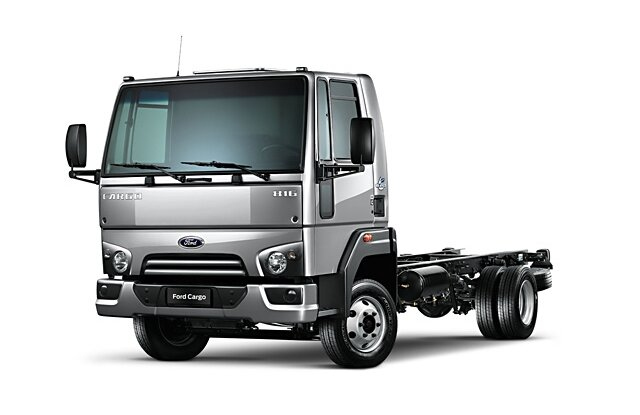 Ford Cargo 816 2017