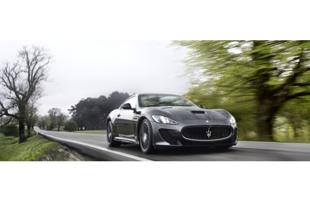 Maserati GranTurismo 2016