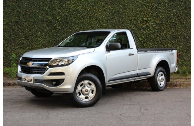 Chevrolet S10 Cabine Simples 2017