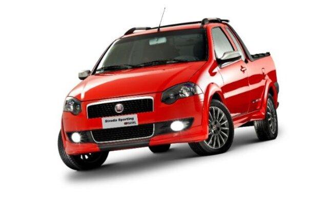 Fiat Strada 2012
