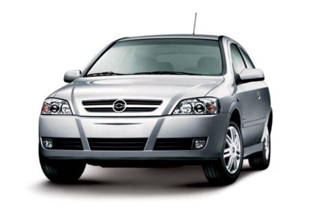 Chevrolet Astra Sedan 2011