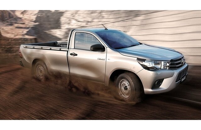 Toyota Hilux Cabine Simples 2017