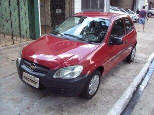 Super Oferta: Chevrolet Celta Life 1.0 VHCE (Flex) 2p 2009/2009 2P Vermelho Flex