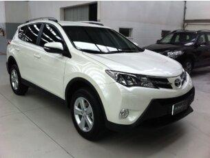 Super Oferta: Toyota RAV4 2.0 16v CVT 2014/2014 4P Branco Gasolina
