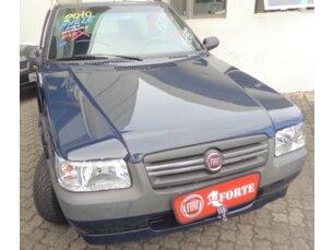 Super Oferta: Fiat Uno Mille Fire Economy 1.0 (Flex) 2p 2009/2010 2P Azul Flex