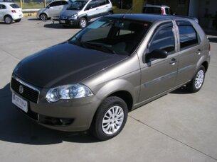 Super Oferta: Fiat Palio ELX 1.0 (Flex) 4p 2010/2011 4P Marrom Flex