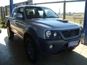 Super Oferta: Mitsubishi L200 Outdoor HPE 2.5 4X4 2011/2012 4P Prata Diesel