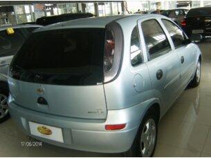 Super Oferta: Chevrolet Corsa Hatch Maxx 1.4 (Flex) 2010/2011 4P Prata Flex