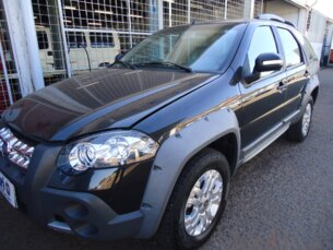 Super Oferta: Fiat Palio Weekend Adventure Locker 1.8 8V (Flex) 2009/2010 4P Preto Flex