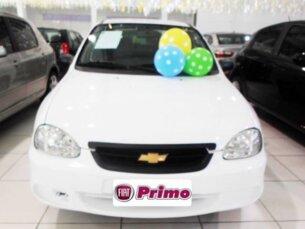 Super Oferta: Chevrolet Classic LS VHC E 1.0 (Flex) 2009/2010 4P Branco Flex