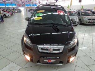 Super Oferta: Fiat Idea Adventure 1.8 16V E.TorQ 2010/2011 5P Preto Flex