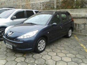 Super Oferta: Peugeot 207 SW XR 1.4 8V (flex) 2012/2013 P Azul Flex