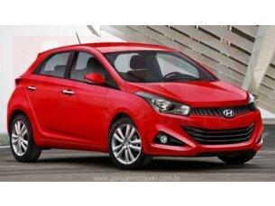 Super Oferta: Hyundai HB20 1.6 Comfort Plus 2014/2014 4P Vermelho Flex