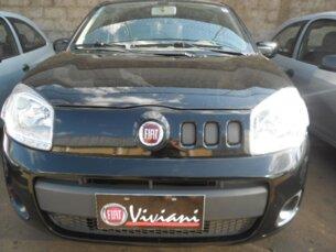 Super Oferta: Fiat Uno Vivace 1.0 8V (Flex) 4p 2010/2011 4P Preto Gasolina