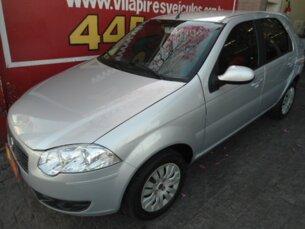 Super Oferta: Fiat Palio Attractive 1.4 (Flex) 2011/2011 4P Prata Flex