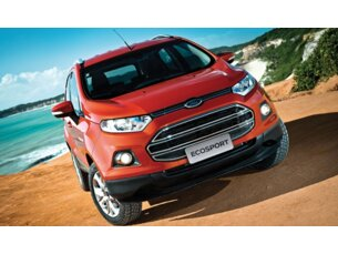 Super Oferta: Ford Ecosport Freestyle 1.6 16V (Flex) 2014/2015 P  Flex