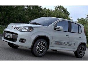 Super Oferta: Fiat Uno Sporting 1.4 8V (Flex) 4p 2014/2014 4P Branco Flex
