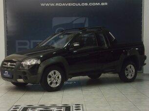 Super Oferta: Fiat Strada Adventure Locker 1.8 16V E.TorQ (Cab Estendida) 2011/2011 2P Preto Flex
