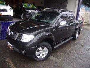 Super Oferta: Nissan Frontier LE 4x4 2.5 16V (cab. dupla) 2010/2011 4P Preto Diesel