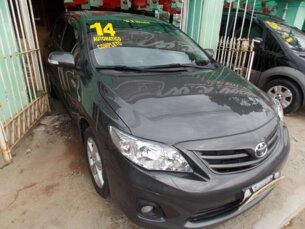 Super Oferta: Toyota Corolla Sedan 2.0 Dual VVT-i XEI (aut)(flex) 2014/2014 4P Cinza Flex