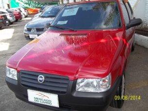 Super Oferta: Fiat Uno Mille Fire 1.0 (Flex) 4P 2008/2008 4P Vermelho Flex